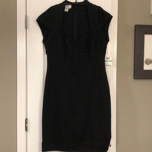 NWOT. Beautiful black women's dress. Size 16.
